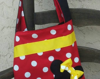 Minnie Tote Made to Order