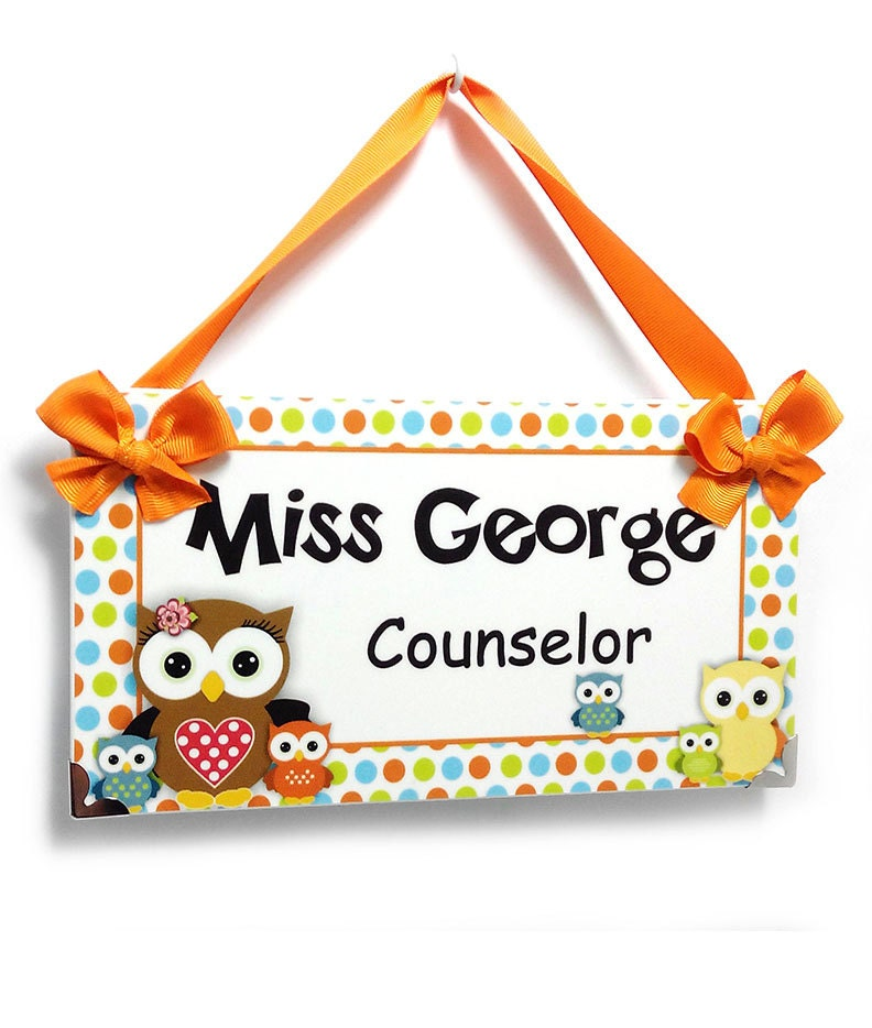 Classroom Decor Items : Owls themed classroom decor school counselor class by