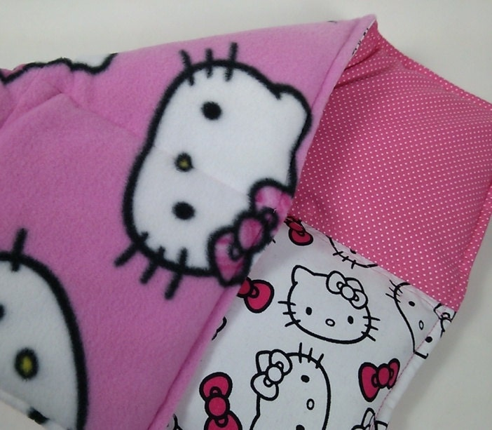 Hello Kitty Weighted Lap Pad 18x12 Hk Print