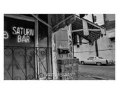 New Orleans Dive Bar Photograph 1995 - Saturn Bar