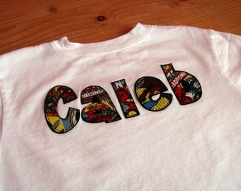 Add a Name to your Naptime Production Shirt - 1 LETTER
