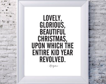 Ralphie Christmas Story Quote