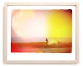 """Surf Photo Print """"Flare"""" - Borrowed Light Series"""