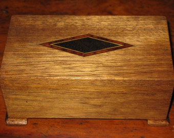 Inlay Wooden Box