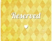 Reserved  for Máté