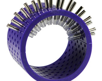 3D Bracelet Jig With 20 Pegs