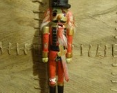 "Deluxe 9"" Zombie Nutcracker, Christmas Zombie, Holiday Zombie"
