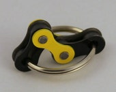 The Original Fidget - Yellow and Black - for Busy Hands