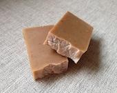 Honey and Oatmeal Soap