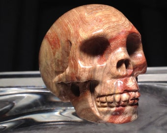 Crystal Skull no.34