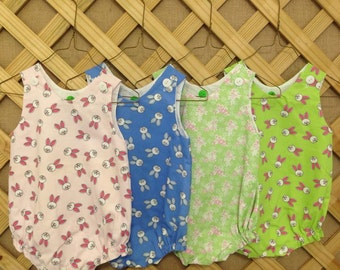 12m Easter Bubble Romper Special 40% off