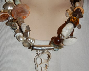 One Of A Kind Statement Necklace