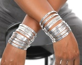 Engraved Cuff Aluminum or Copper Engraved Bracelet Expressions Bracelets Hand Stamped Jewelry Mantra Bracelets