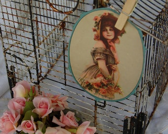 Rustic Bird Cage. Wedding Decor. Card Holder. Yard Decor. Shabby Bird Cage. Rusty bird cage. Shabby chic home decor