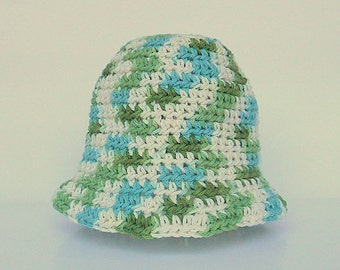 Newborn To Adult Camouflage Hat 2 3 4 5 Years Cotton Baby Boy Camo Cap Summer Beanie 3 Months Pre Teen Girl Blue Green Cream Spring Clothing