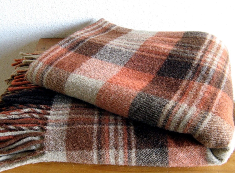 Vintage Wool Blankets 49