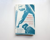 sergei eisenstein film essay book // vintage paperback