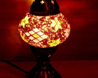 Popular items for bedroom light on etsy - Unique handmade lamps ...