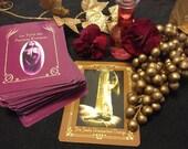 Le Tarot des Femmes Erotiques – one tarot card reading  (NSFW!)