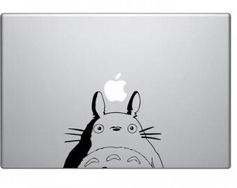 Totoro MacBook Decal Sticker