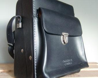 Vintage Gadget Bag - Camera Case - 1970's -   /Man Bag