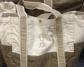 Personalized Monogramed Bag