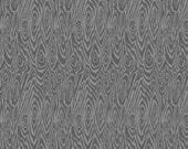 Riding Hood - Painted Wood Grain Gray: 1/2 Yard Cut