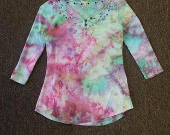 Tie Dye Women's Shirt size Extra Small