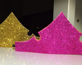 TIARA/crown or PROPS for princess costume, sleeping beauty games, the disney, cosplay, dress up princess, 2 COLORS, party favors