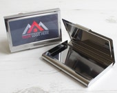 Personalised Logo Business Card Case - Card Case Protector - Branded company Shop
