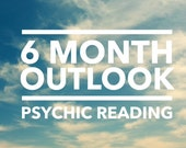 In-depth 6 Month Outlook Tarot Reading - HD Video or MP3