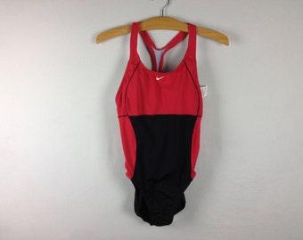 nike swim suit size M/L