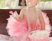 Baby Tutu Pink Tulle Skirt