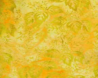 Bali Batiks - Princess Mirah Design Citrus Glow AU-2-5047