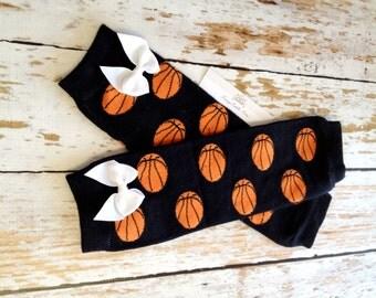 Basketball Leg Warmers, Baby Leg Warmers, Sports Leg warmers, Leg Warmers, Sports Leg Warmers
