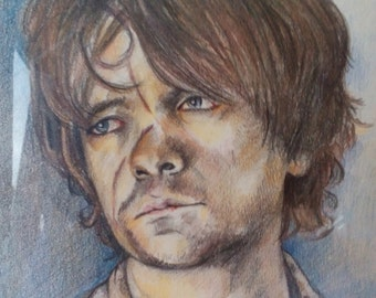Game of Thrones Character Tyrion Lannister-actor Peter Dinklage