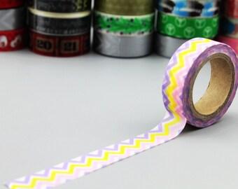 Washi Tape - Japanese Washi Tape - Masking Tape - Deco Tape - WT1065