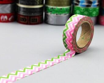 Washi Tape - Japanese Washi Tape - Masking Tape - Deco Tape -  WT1022