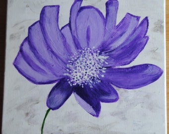Purple Passion Original Painting (SFA)