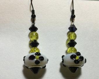 European Bead Earrings
