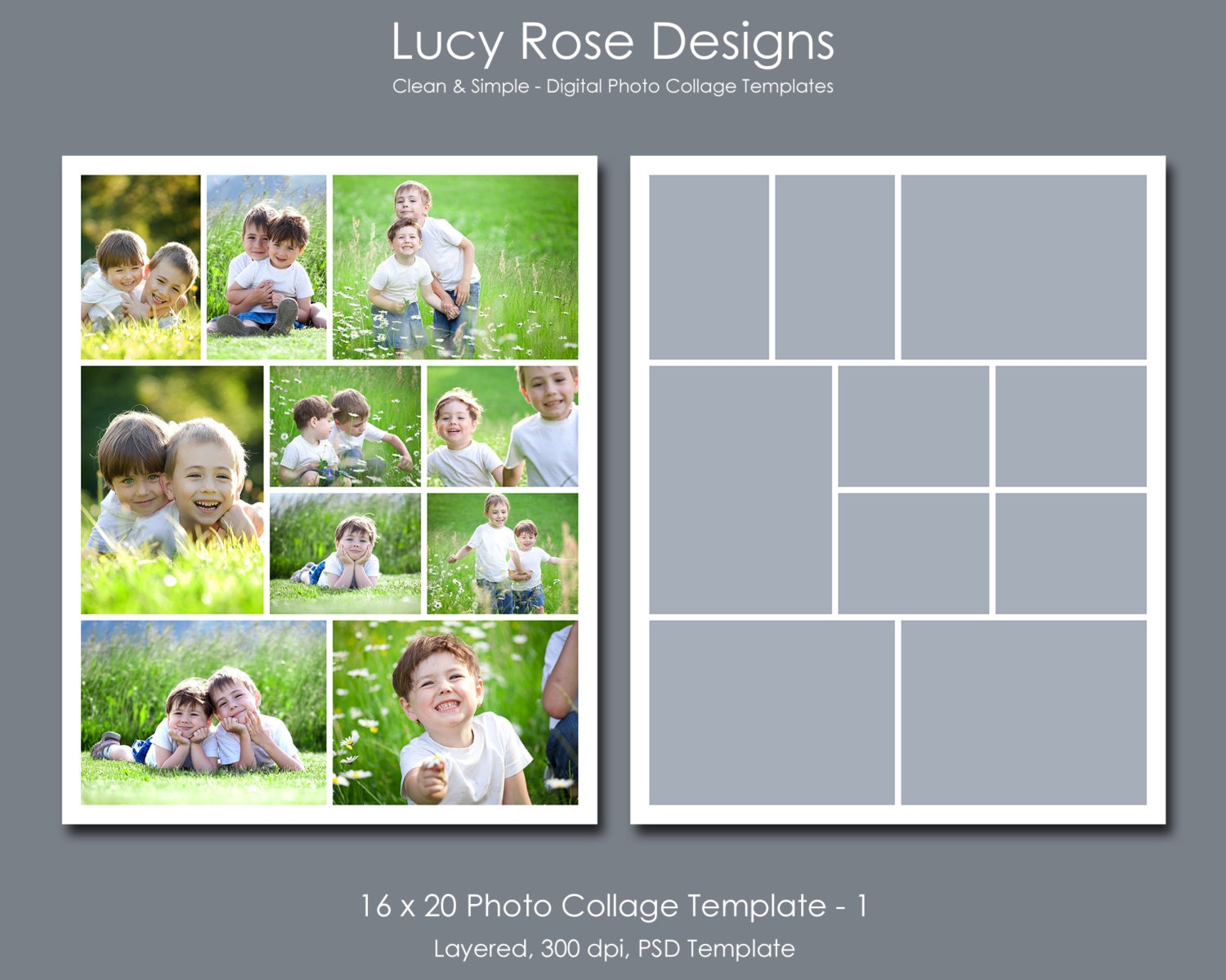 Photo Collage Templates | photo-collage.net