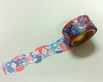 Material Michemon  Tokiiro series Masking Tape / chiyo MM-MK-012  / 20mm x 5m
