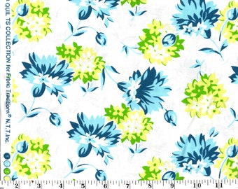 1 Yard and 14 inches, DS Quilts for Fabric Traditions Sugar Creek Floral