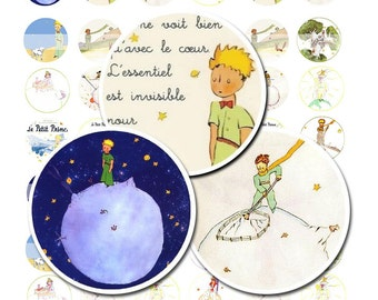 Popular items for le petit prince on etsy - Sticker petit prince ...