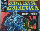 Battlestar Galactica - Comic Book  by Marvel Group  No. 3,  May 1979