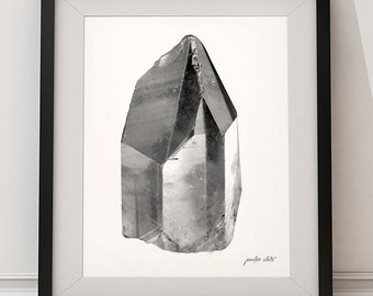 Instant Download Crystal 3 Print