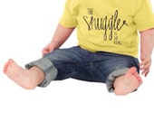 The Snuggle is so Real Infant Tee