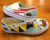Maryland Crab Vans