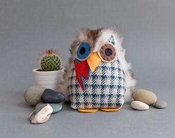 David Bowie Owl