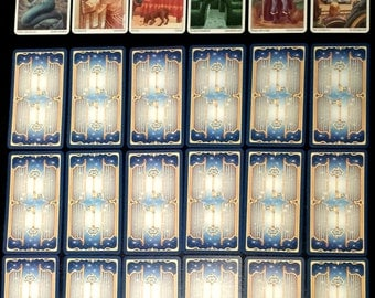 Setting Goals - Immediate, short, and long term goals for 6 areas of your life. Intuitive psychic tarot oracle card divination reading